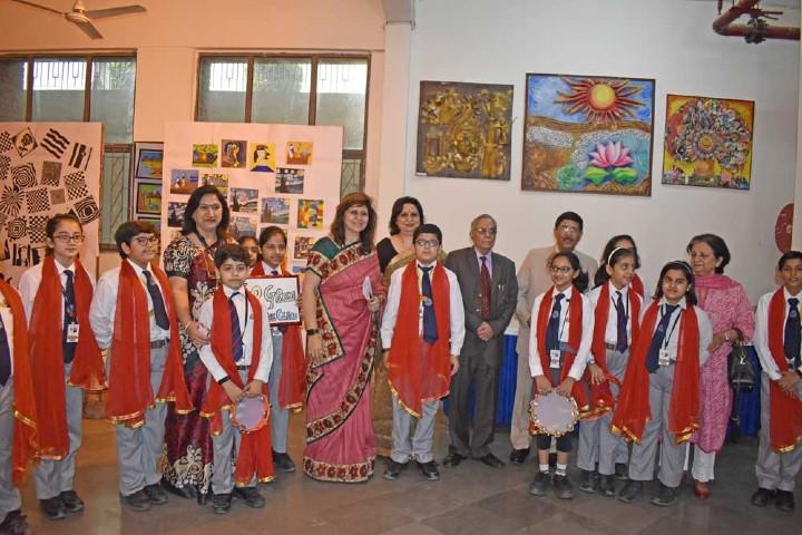 Amity International School-event