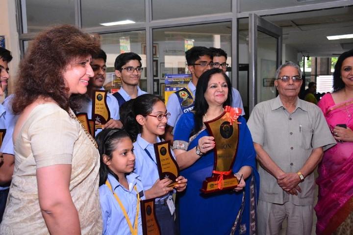 Amity International School-award