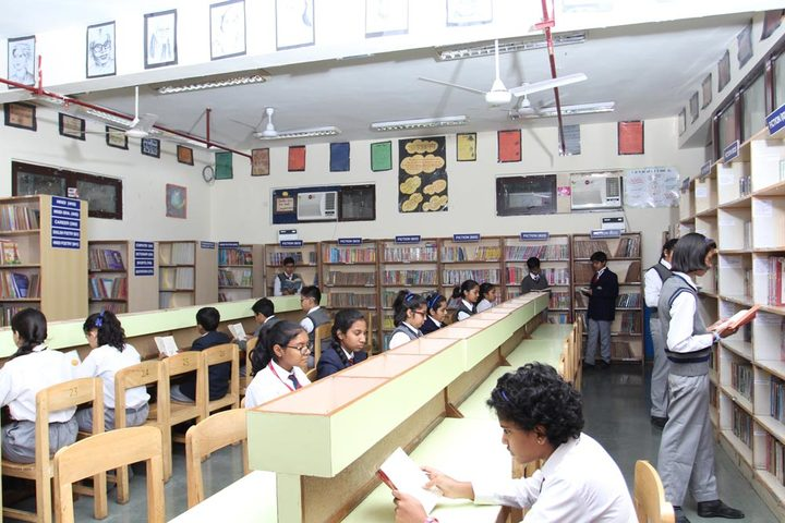 Amity International School-Library