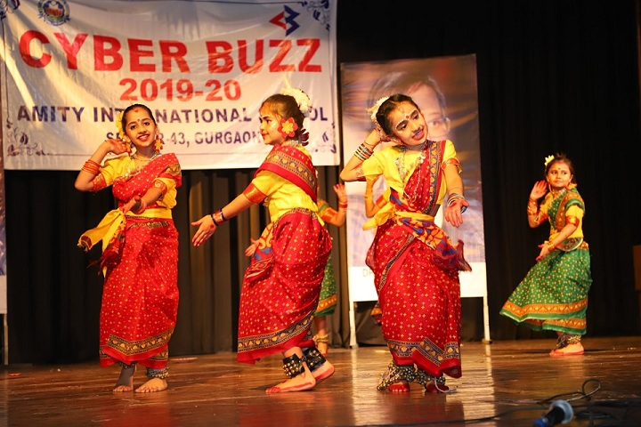 Amity International School-Cultural Program