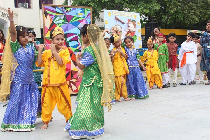 Amity International School-Janmastami Celebration