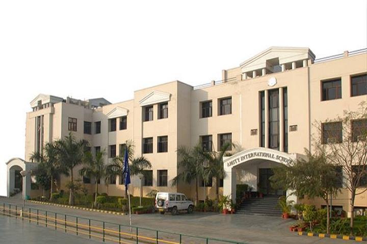 Amity International School-School building