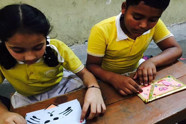 Amlok Public School-Activity