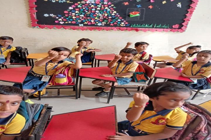 Amlok Public School-Class Room