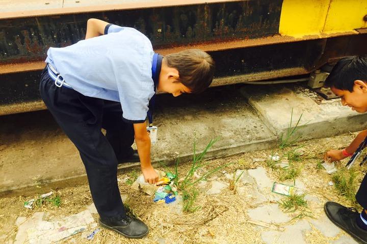 Amlok Public School-Cleanliness