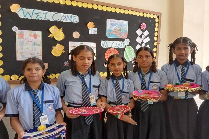 Amlok Public School-Festival Celebration