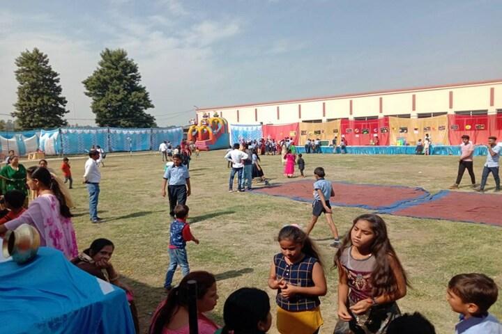 Amlok Public School-School Exhibition