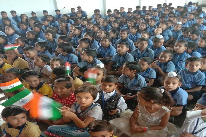 Amlok Public School-Students
