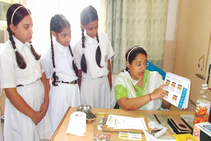 Amravati Vidyalaya-Medical Facility