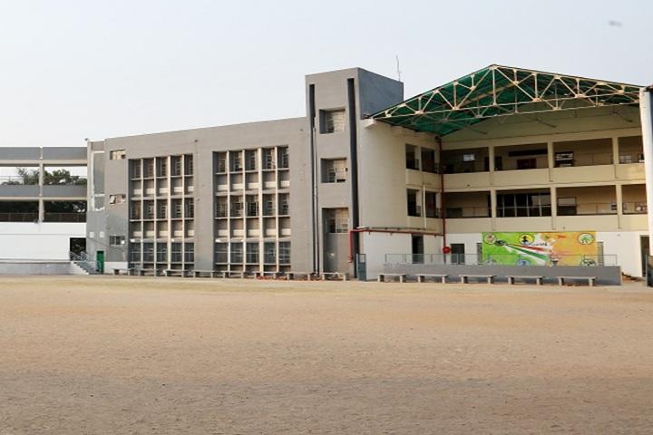 Amravati Vidyalaya-School View