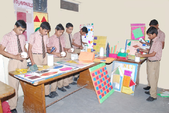 Anand Public School-Activity