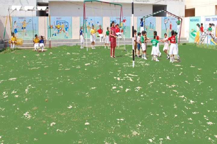 Anand Public School-Kids Play Area