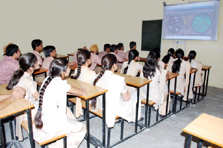 Anand Public School-Smart Classroom