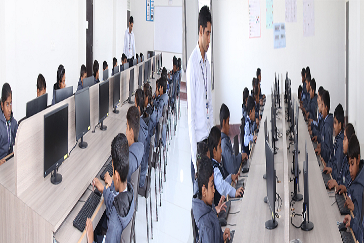 Anand School For Excellence-Computer Lab