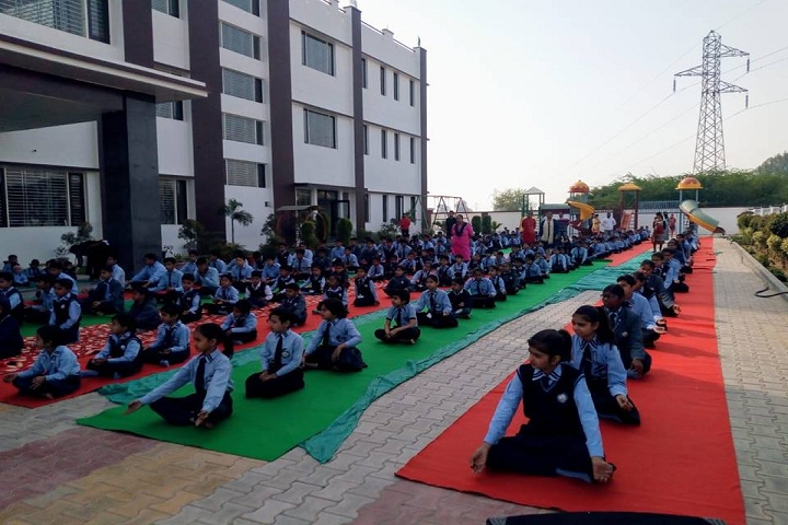 Anand School For Excellence-Meditation