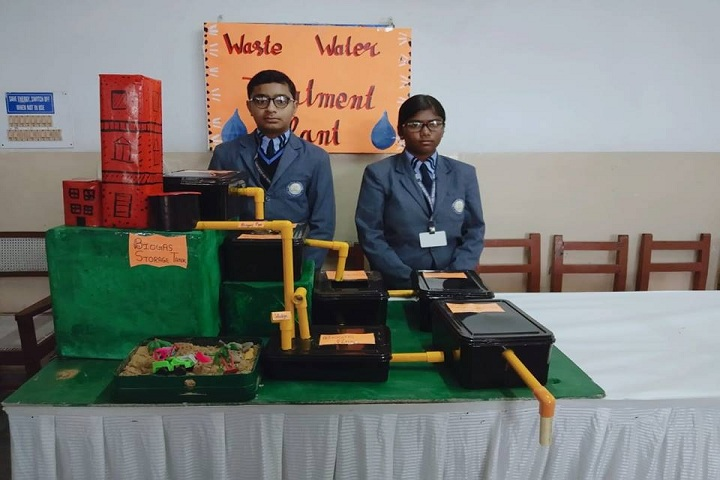 Anand School For Excellence-Science Exhibition