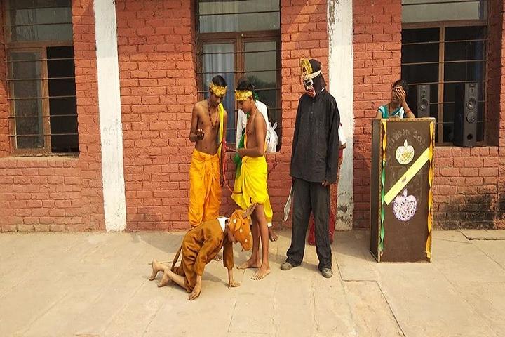 Anantam School-Activity
