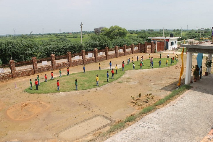 Anantam School-Playground