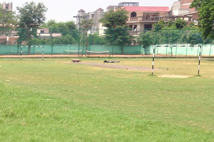 Angels Public School-Sports playground
