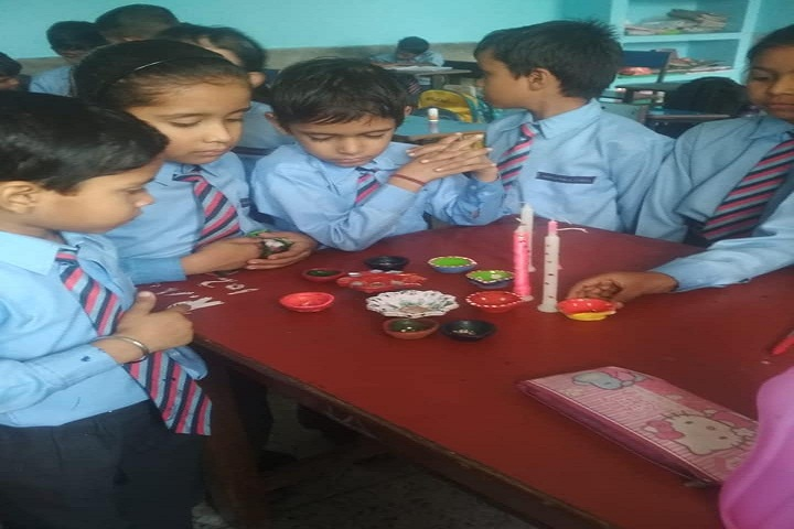 Angels Public School-Activity