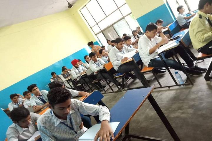 Angels Public School-Classroom
