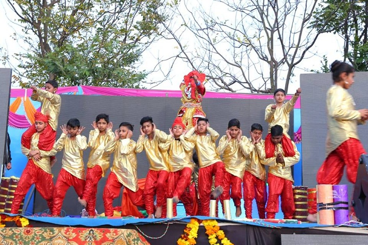Angels Public School-Cultural Event