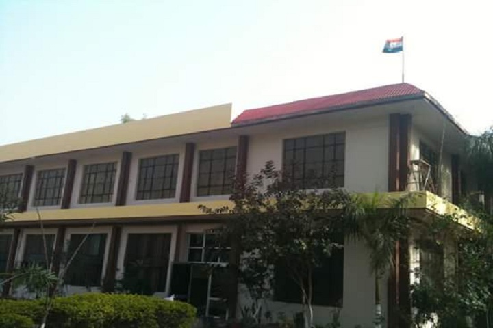 Angels Public School-School Building