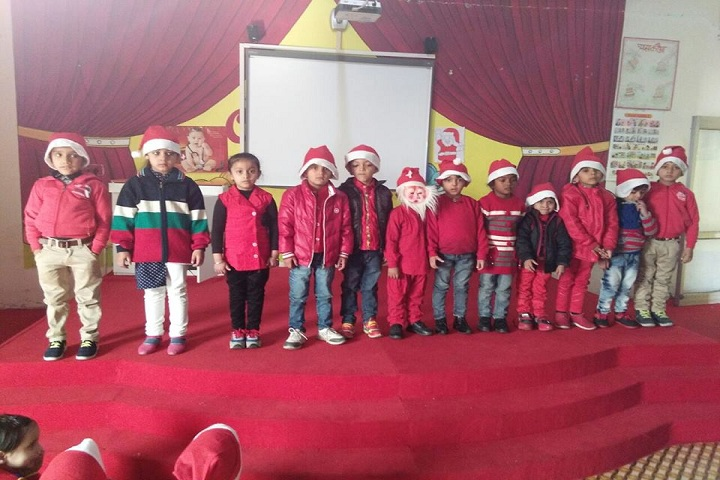 Anthem International School-Christmas Celebration