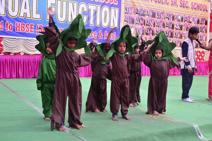 Anupam Public Senior Secondary School-Kids Activity