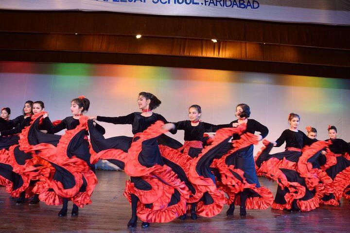 Apeejay School-Dance Performance