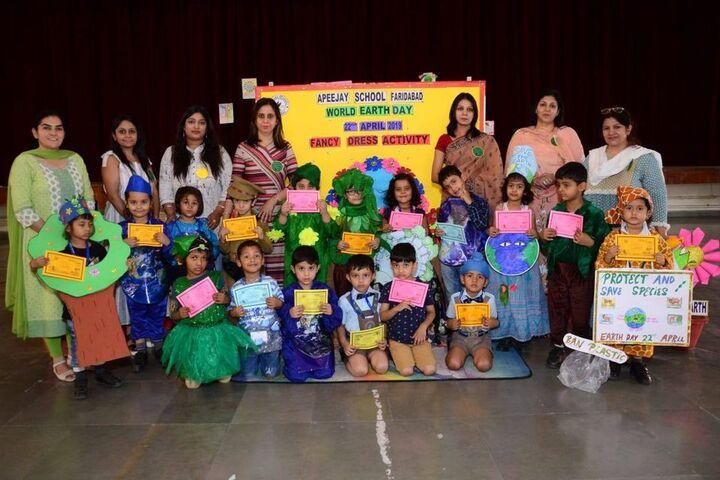 Apeejay School-World Earth Day