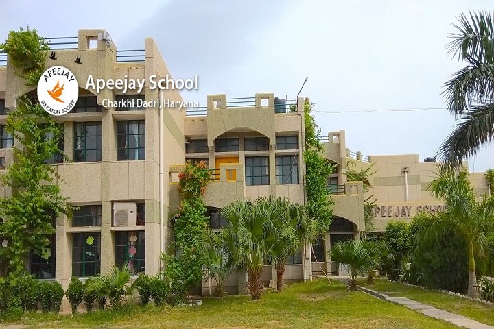 Apeejay School-Building