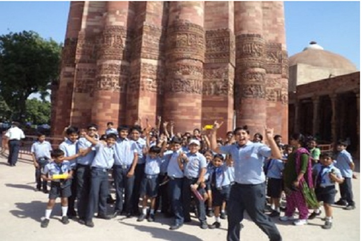 Apeejay Svran Global School-Classroom