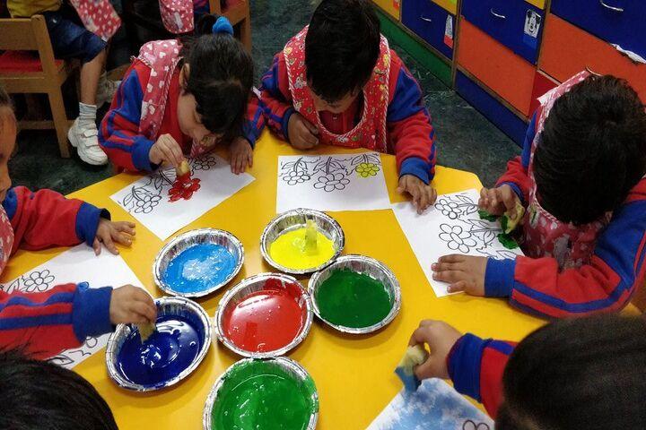 Apeejay Svran Global School-Art and Craft