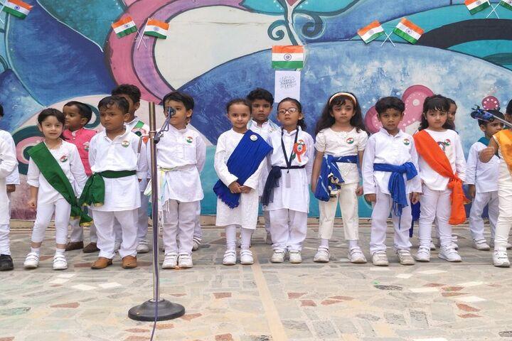 Apeejay Svran Global School-Independence Day