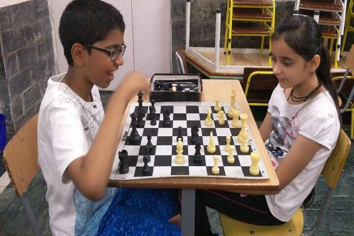 Apeejay Svran Global School-Indoor Games