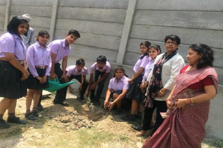 Apollo International School-Plant a Tree Program