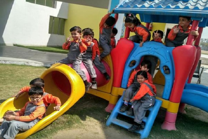 Apollo International School-Play Area