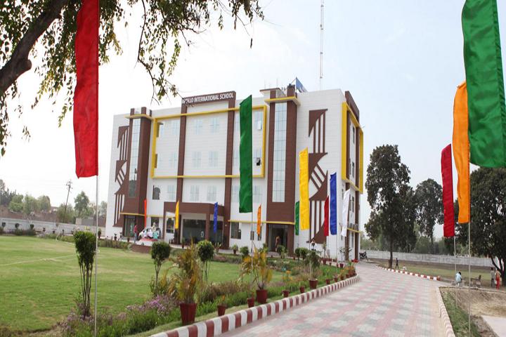 Apollo International School-Campus View