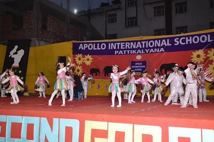 Apollo International School-Dance