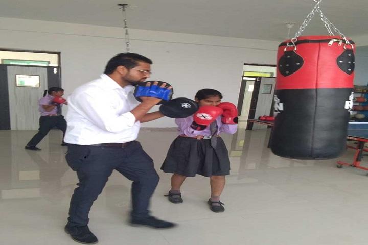 Apollo International School-Boxing Class