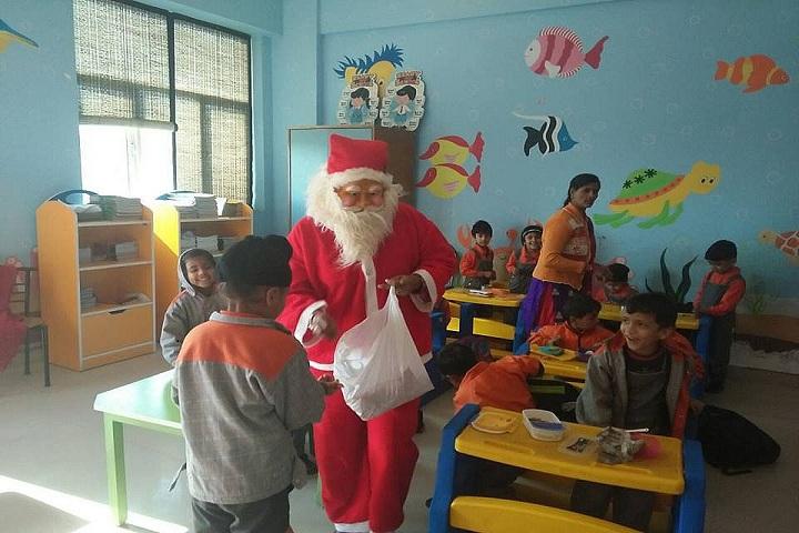 Apollo International School-Christmas Celebration