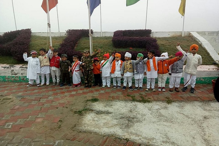 Apollo International School-Independence Day Celebration