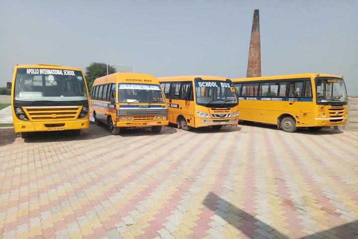 Apollo International School-Transport