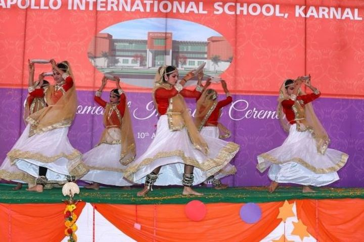 Apollo International School-Annual Day
