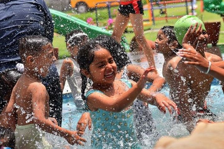 Apollo International School-Pool Activity