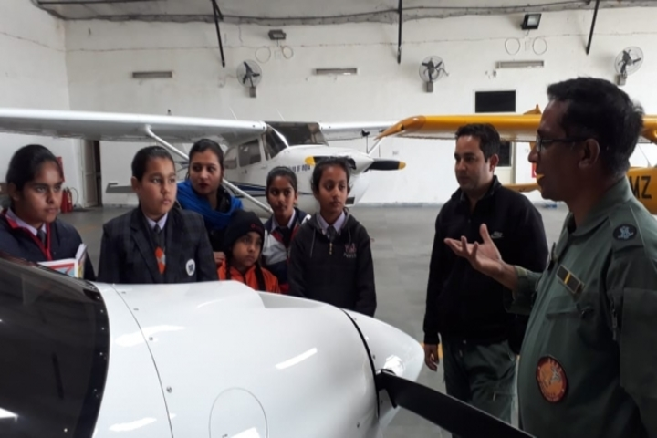 Apollo International School-Visit To Airport