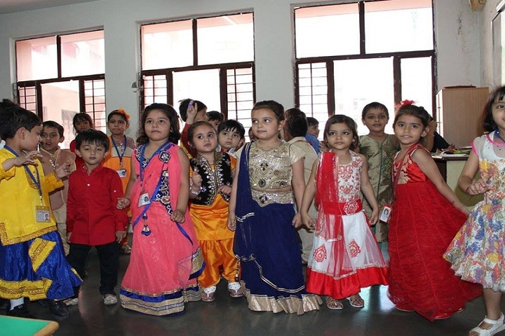 Aravali International School-Celebration