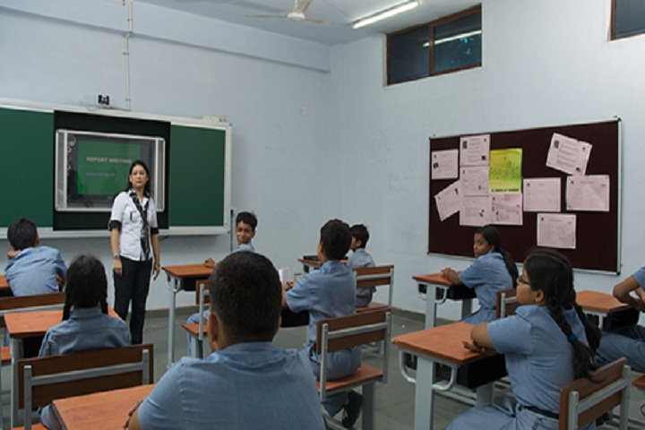 Aravali International School-Classroom