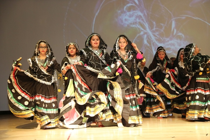 Aravali International School-Cultural Program